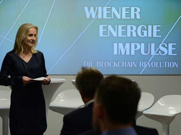 Eveline Steinberger-Kern - Die Blockchain Revolution