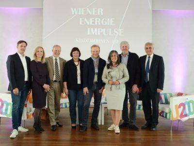 Galerie: Wiener Energie Impulse #2 – Stadt.Wohnen 4.0